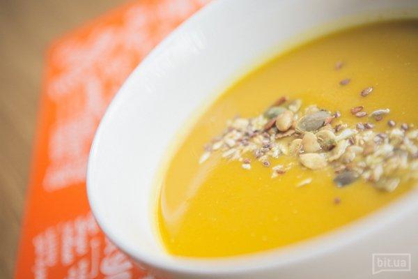 Марокканский нутовый суп с куриными потрошками - 30 грн