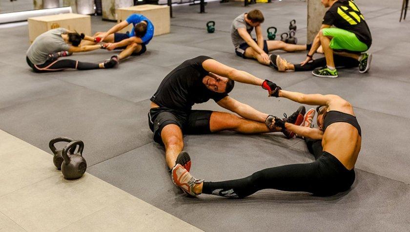Тренировки в ЕБШ Одесса