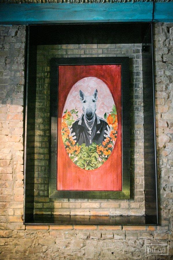 Из картин от художников студии Махно получилась целая коллекция