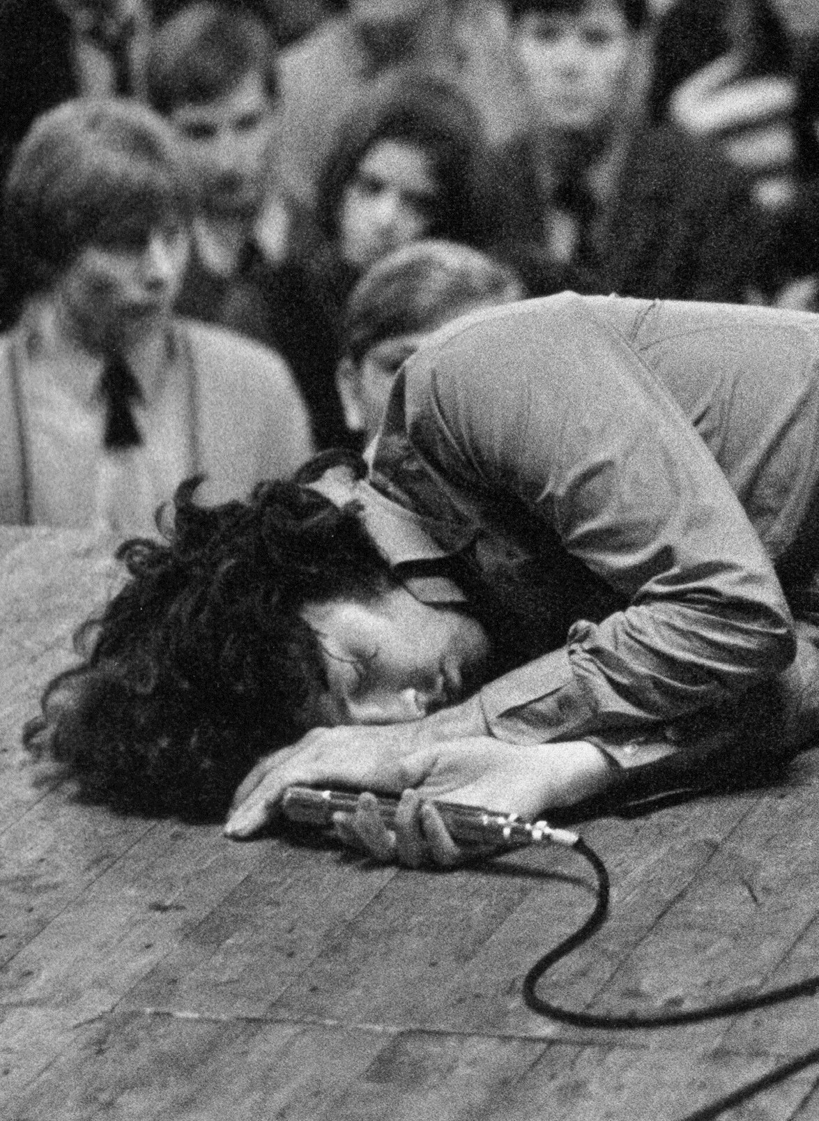 Photo of Jim Morrison