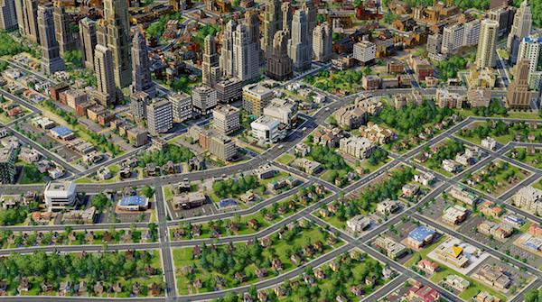 SimCity City