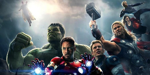 The Avengers- Age of Ultron
