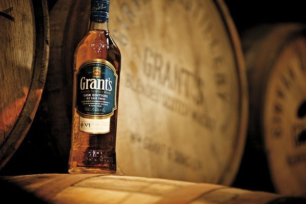 Grant's Cask Editions Ale Cask Finish-2