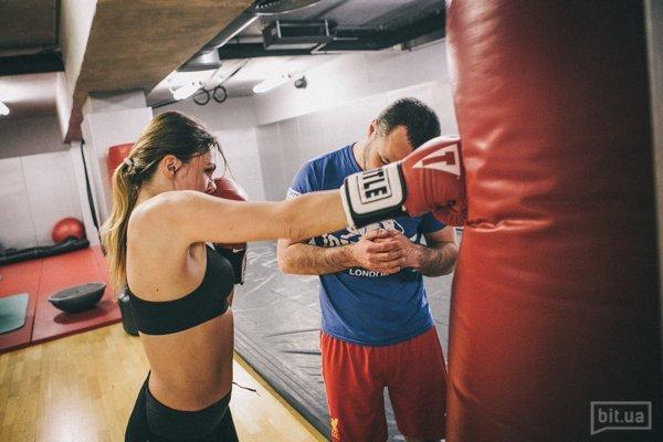 Зачем девушке бокс