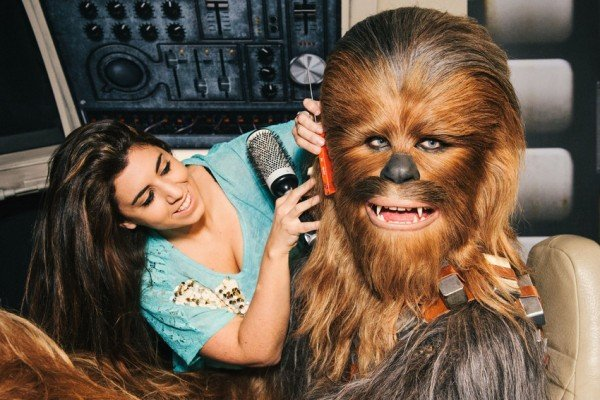 Star Wars at Madame Tussauds Launch, London, Britain - 12 May 2015