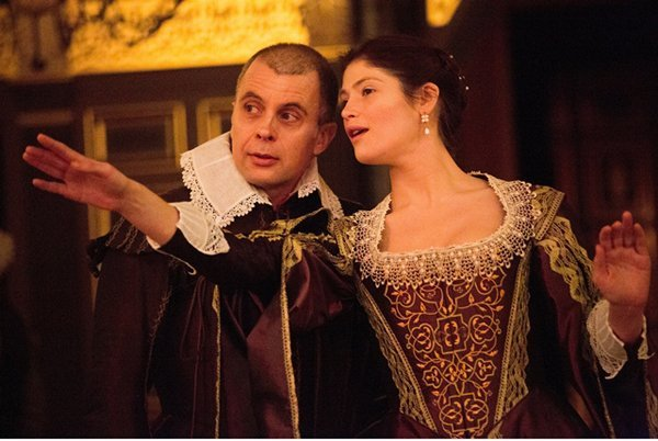 The Duchess of Malfi at Shakespeare's Globe Written by John Webster CREATIVES Directed by Dominic Dromgoole Designed by Jonathan Fensom Composed by Claire Van Kampen CAST Gemma Arterton The Duchess