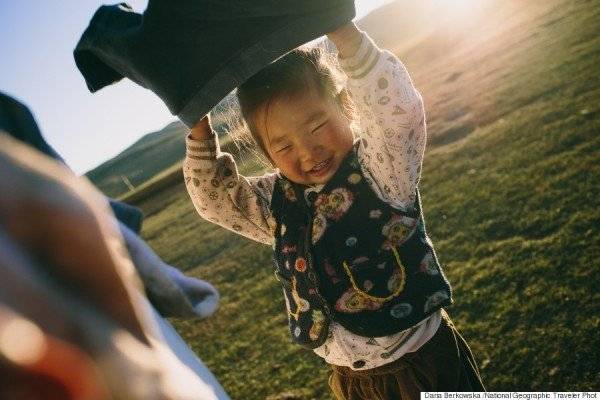 Mongolian Laundry Day