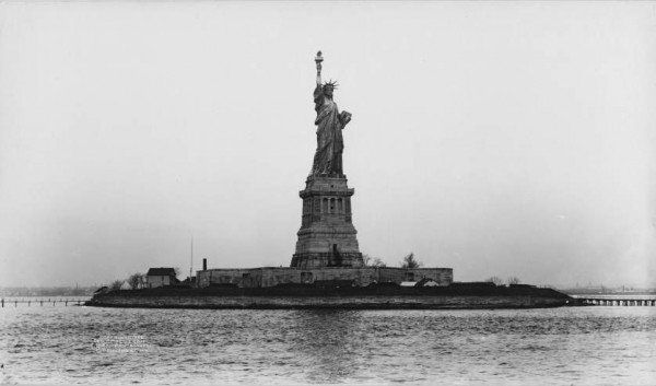The Statue Of Liberty & Liberty Island