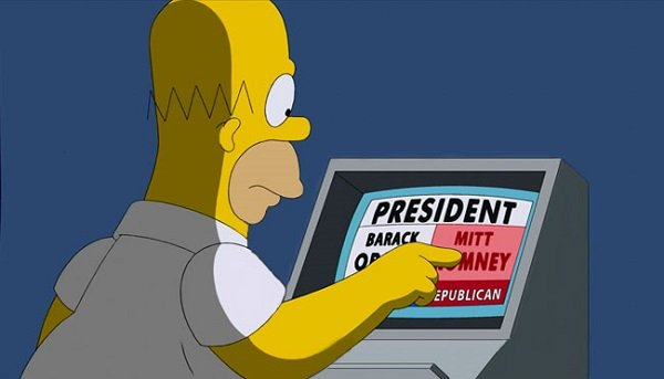 Homer-Simpson-Votes-for-Mitt-Romney
