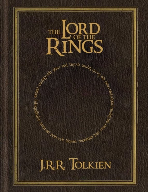 lord of the rings book review Lord of the rings: a rambling review and reflection submitted by mharris on wed  a number of things strike me about the book the lord of the rings and its author.