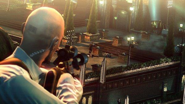 HitmanSniper