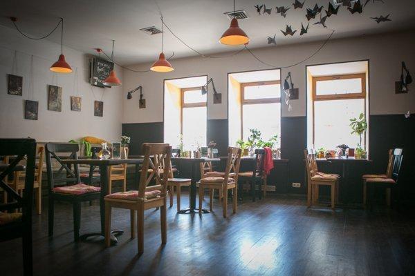 Вкусный Петербург: новое меню завтраков в кафе «Мечтатели»