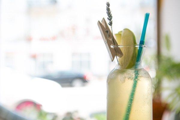 Цитрусовый лимонад - 25 грн