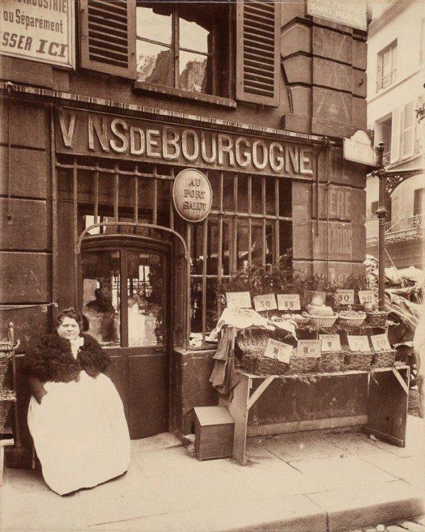 Au Port Salut - Cabaret Rue des Fosses St. Jacques (5e)