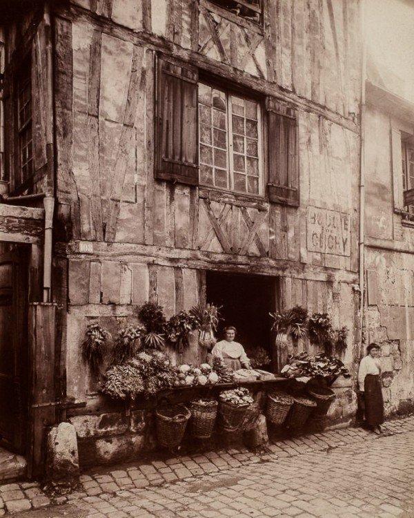 Rouen - maison 108 rue Moliere