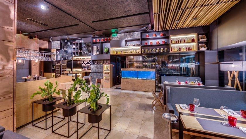Ресторан Food&Forest