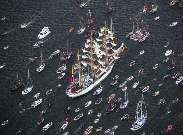 APTOPIX Netherlands Sail