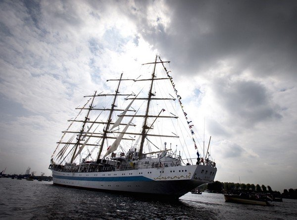 NETHERLANDS-SAILING