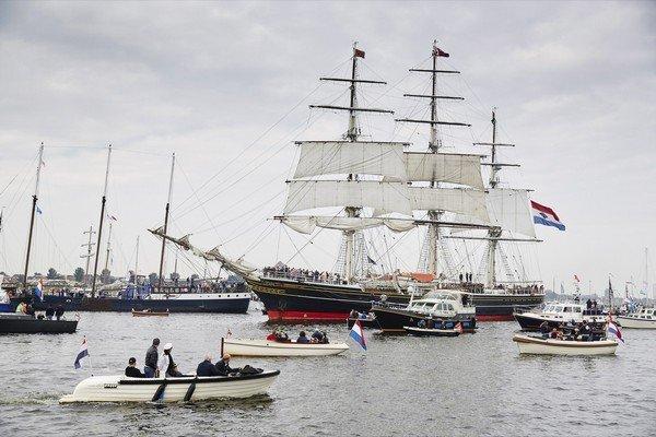 Netherlands Sail