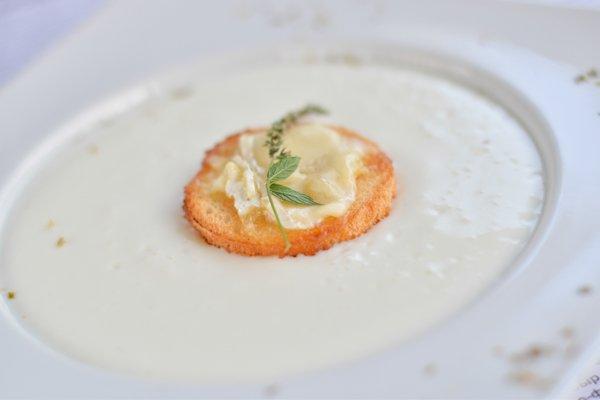 Суп с сыром бри - 69 грн