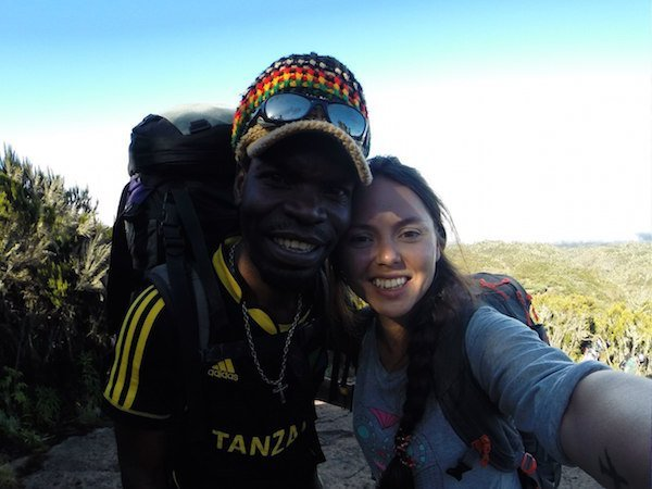 Килиманджаро. Фото с гидом