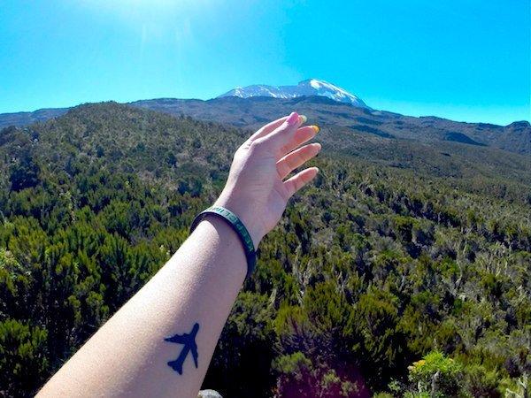 Килиманджаро. Вид