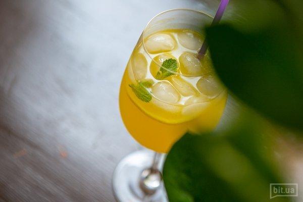 Домашний лимонад (32 грн)