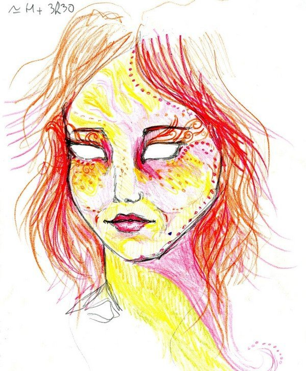 lsd-portrait-drawings-girl-5