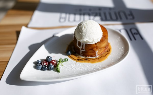 Яблочный тарт татен - 225 гр,  53 грн