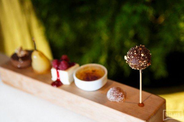 Дегустация десертов - 180 грн