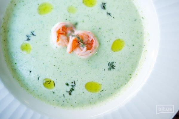 Холодный огуречный суп - 170гр, 93грн