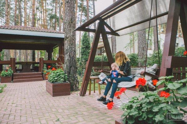 Сосновый дом