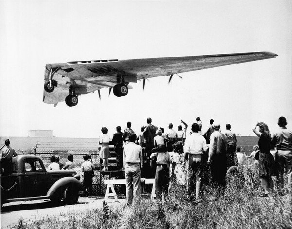 Northrop's Flying Wing Bomber