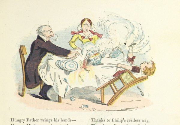 Funny Books for Boys and Girls. Struwelpeter. Good-for-nothing Boys and Girls. Troublesome Children. King Nutcracker and Poor Reinhold