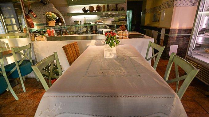 """""""Chef table"""" - это  интересный гастрономический опыт"""