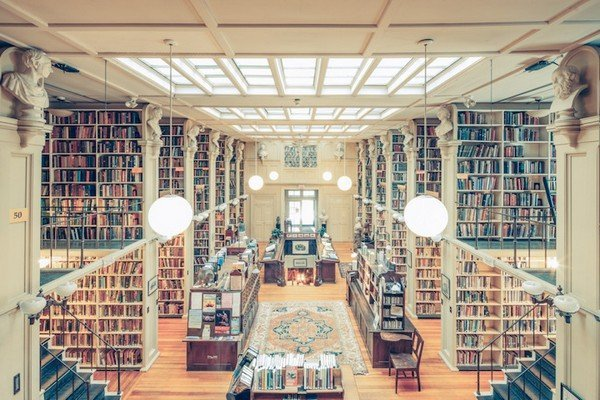 The Providence Athenaeum Library #1, RI, 2015