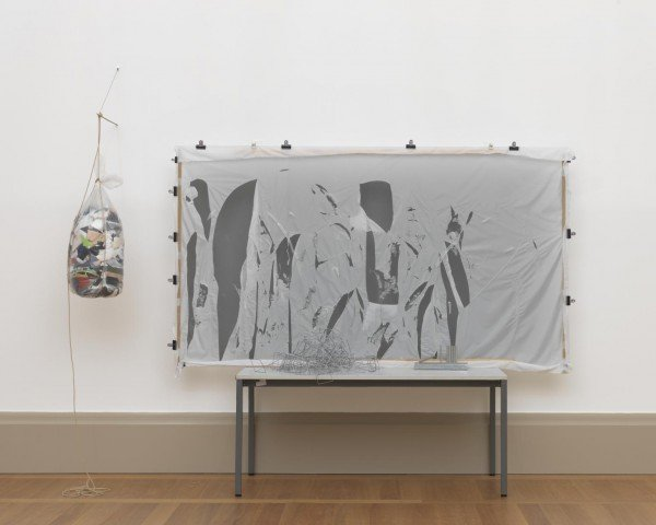 Recreation of First Public Demonstration of Auto-Destructive Art 1960, remade 2004, 2015 Gustav Metzger born 1926 Presented by the artist 2006 http://www.tate.org.uk/art/work/T12156