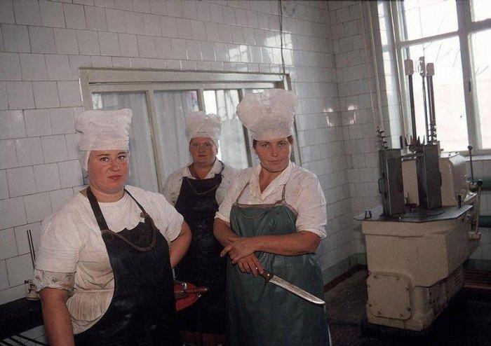 донецкая кухня при шахтерском колхозе