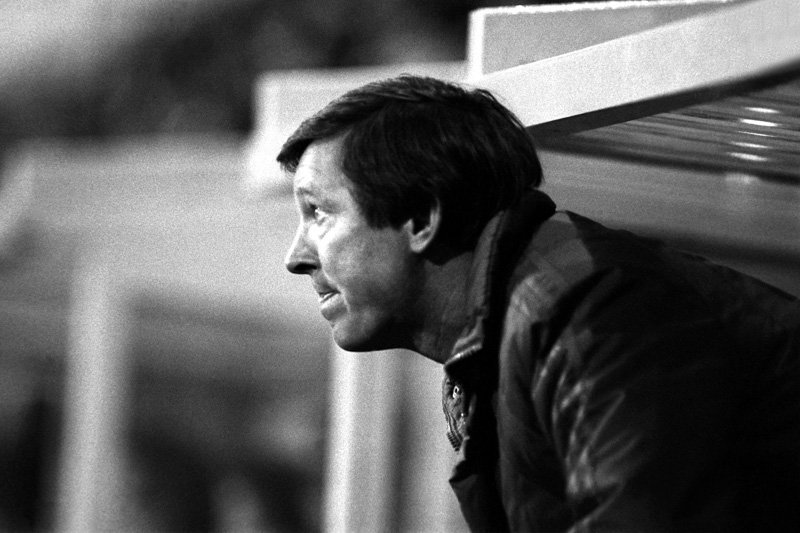 Alex Ferguson, Manchester United Manager