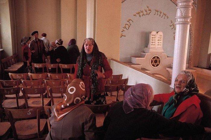 синагога - культурный центр прогрессивного иудаизма