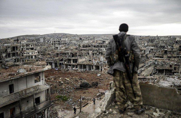 TOPSHOTS-SYRIA-TURKEY-IRAQ-US-CONFLICT