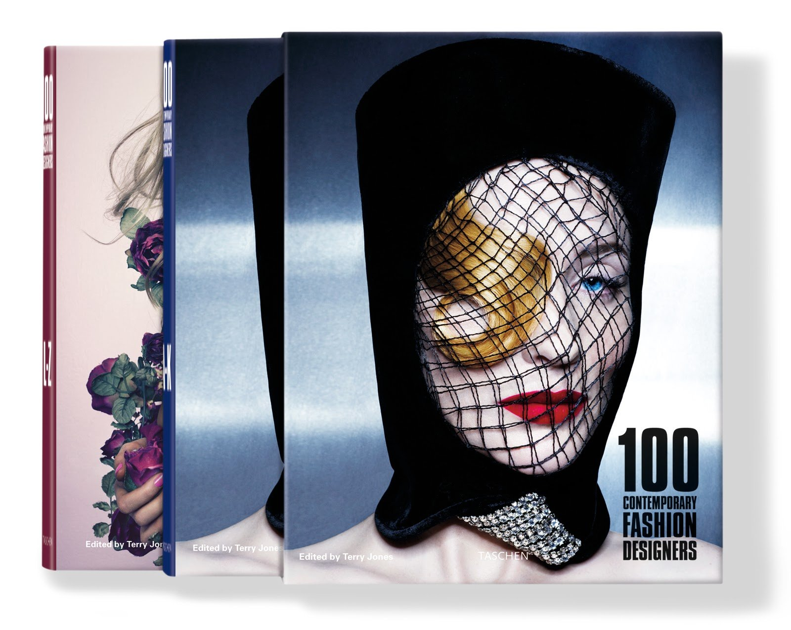 ONE HUNDRED CONTEMPORARY FASHION DESIGNERS Taschen