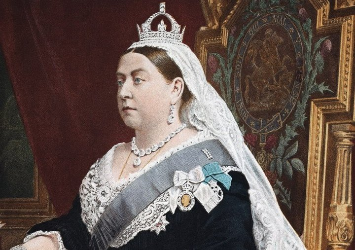 carnagenews_ru_alexander_basano_portrait_of_queen_victoria_adults_females_british_queens_one_person_figurative_art_b