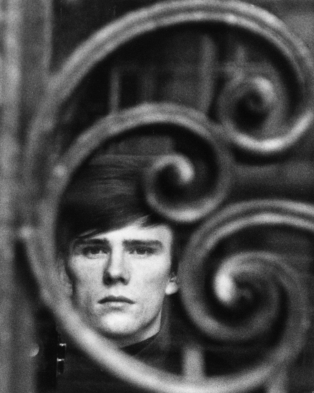 Stuart Sutcliffe Posed In Hamburg