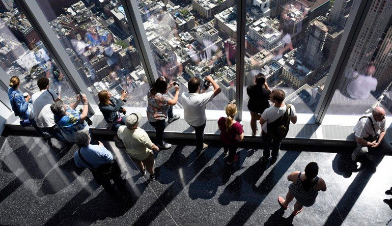 Public Opening of One World Observatory