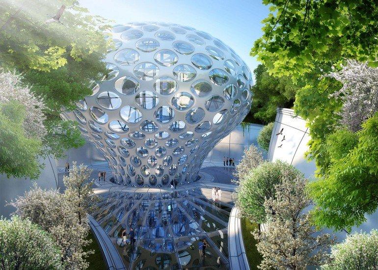Aequorea-Oceanscraper-3D-printed-from-recycled-ocean-trash_Vincent-Callebaut_dezeen_1568_21