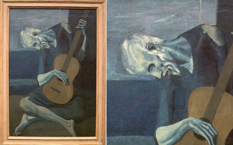 Pablo-Picasso-Old-Guitarist-Secret-Painting-ARTHIST0116