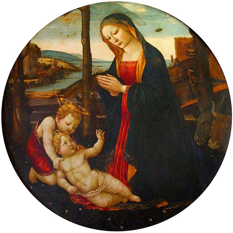 The-Madonna-with-Saint-Giovannino