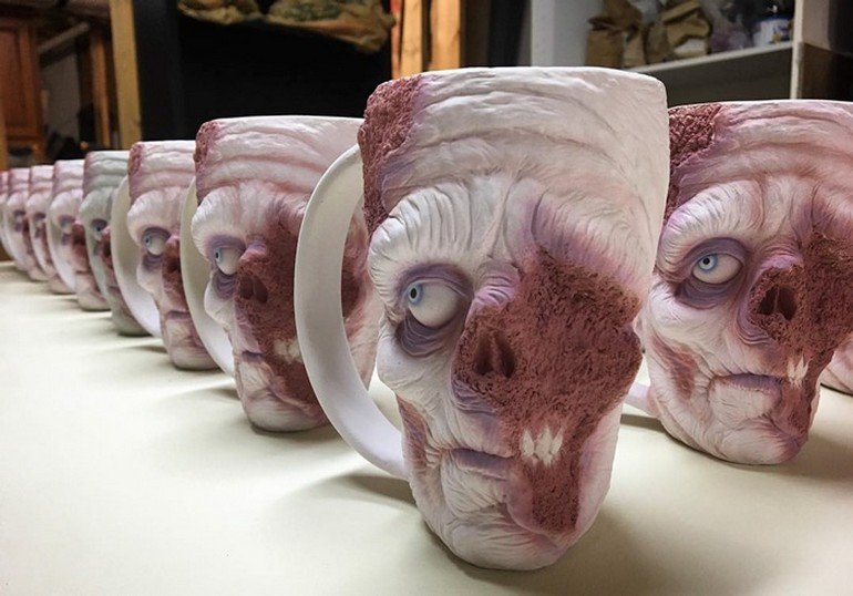 zombie-mug-pottery-slow-joe-kevin-turkey-merck-13