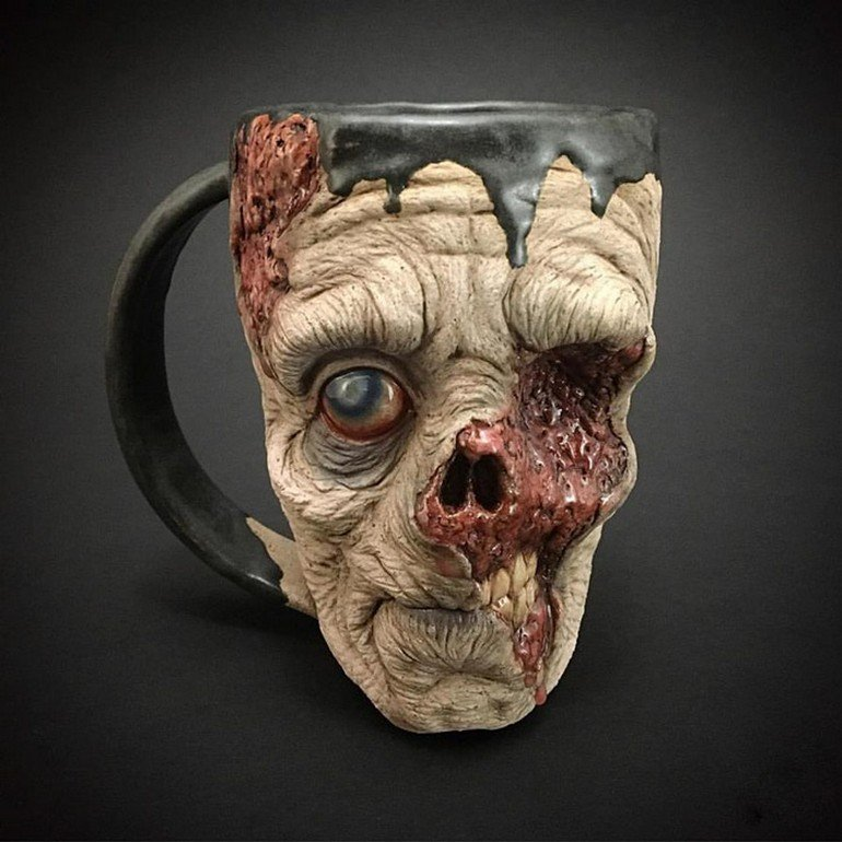 zombie-mug-pottery-slow-joe-kevin-turkey-merck-30